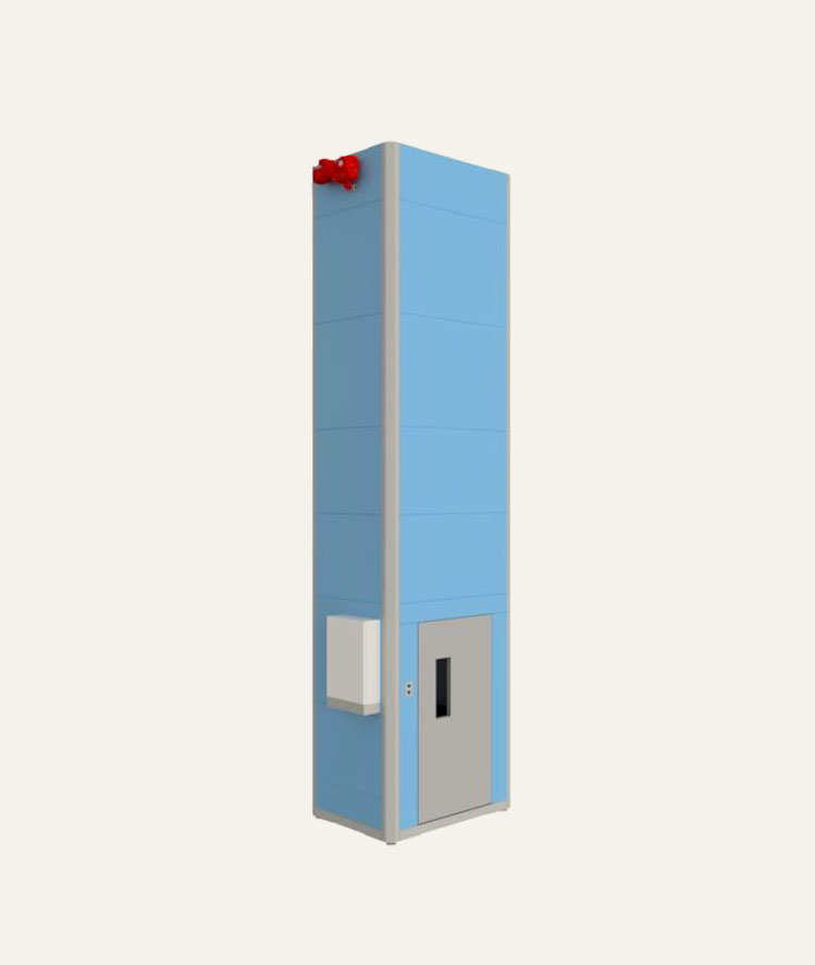 3D model of Goods Lift